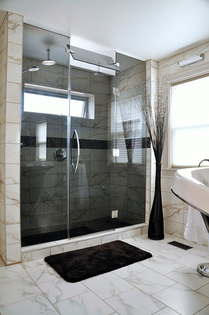 Residential shower